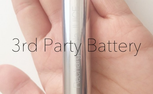 3rd Party Battery