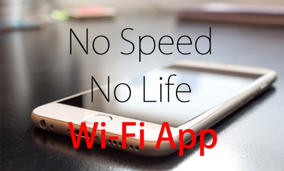 no-speed-no-life-wifi-app
