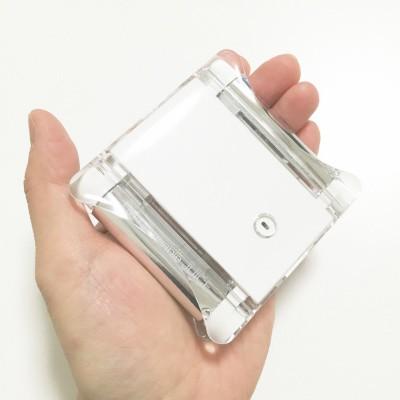 iPhoneも電池もコンセントから充電できるモバイルバッテリー-userbility