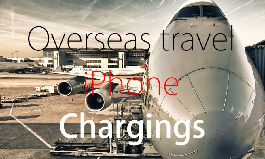 overseas-travel-iphone-chargings
