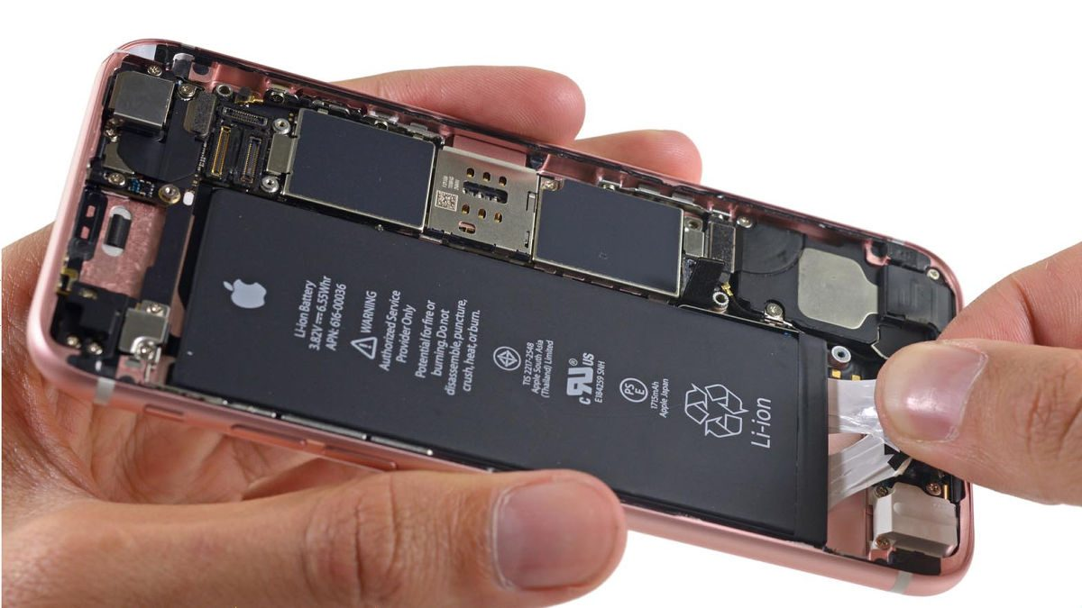 iPhoone6s-battery